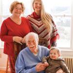 Nonagenarian Celebrates a Full Life