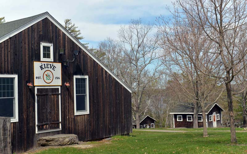 Camp Kieve for Boys and Wavus Camp for Girls, both on Damariscotta Lake, will be closed this summer due to the COVID-19 pandemic. (Paula Roberts photo)