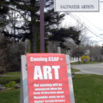 Saltwater Artists Gallery to Reopen