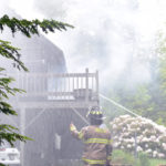 Bacon Grease Fire Destroys New Harbor House