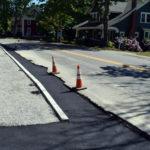 Bristol Road Sidewalk Construction Resumes After Delays