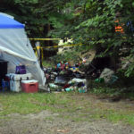 No Injuries in Tent Fire at Nobleboro Campground