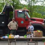 Waldoboro Cleanup Fills Dump Truck