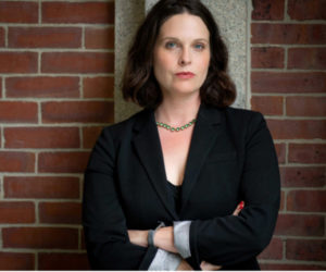 District Attorney Natasha Irving. (Linda Coan O'Kresik photo/Bangor Daily News)
