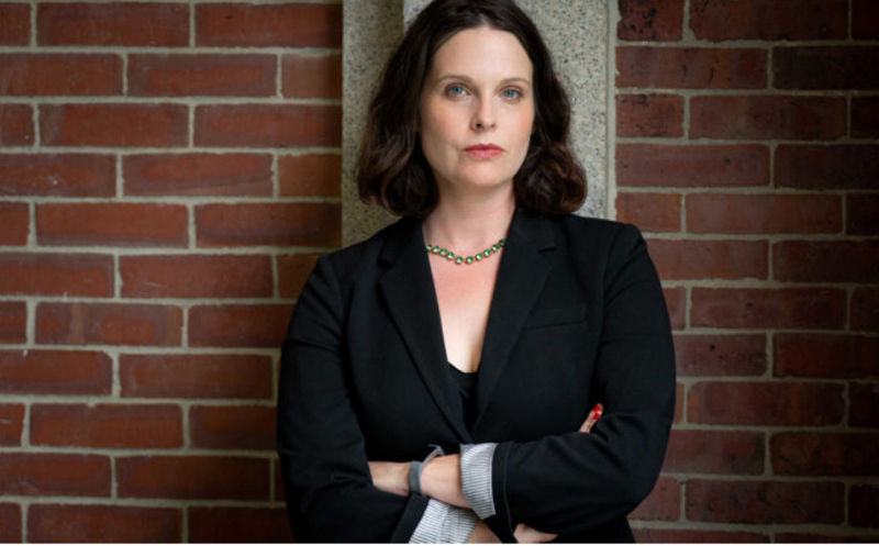 District Attorney Natasha Irving. (Linda Coan O'Kresik photo/Bangor Daily News)