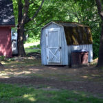 Wiscasset to Seek Legal Advice on Flag Issue, Garden Shed