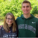 Twins with Local Ties Are Top Students at New Hampshire High School