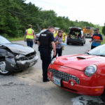 Collision on Route 1 In Damariscotta Sends One to Hospital