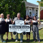 Reunion Station Reopens Dining Room