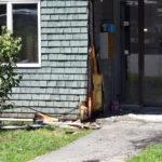 Cigarette Starts Fire at Apartment Building in Waldoboro