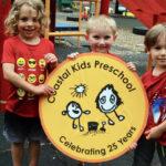 Coastal Kids Preschool Turns 25