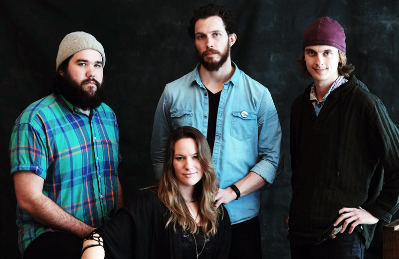 Portland-based band GoldenOak