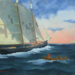 Pemaquid Art Gallery's Arter and Busch Deliver Contrasting Style and Vision