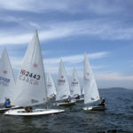Sailors Race in Portland Regatta