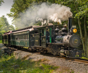 The WW&F railway reopens to the public on August 7.