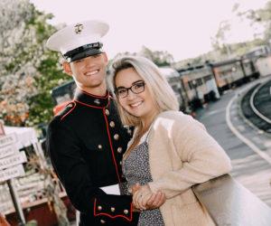 Zach Berube and Mackenzie Baily Dodge