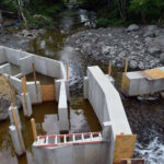 New Bristol Mills Fish Ladder Set for Completion by Winter