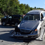 Minor Injuries in Damariscotta Crash