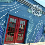 Newcastle Artist Completes Oysterhead Pizza Mural