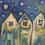 Alna Artist Exhibits at Carriage House Gardens