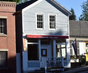 Broad Bay Cafe is at 902 Main St. in Waldoboro, the former home of Tidemark Gallery + Cafe. The cafe is open from 8 a.m. to 4 p.m. Tuesday-Sunday. (Alexander Violo photo)