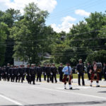 Wiscasset Procession Honors Firefighter after Death From 9/11-Linked Cancer