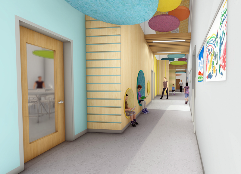 An internal vision of the Center of Excellence in Autism and Developmental Disorders.
