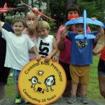 Summer Camp Success at Coastal Kids Preschool