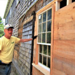 Pemaquid Mill Gets 'Missing' Window