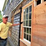 Pemaquid Mill Gets 'Missing' Window