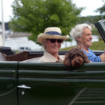 Car Parade Draws Smiles at Twin Villages Nursing Homes