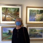 Featured Artist at Saltwater Gallery