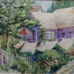 Saltwater Gallery Spotlights Watercolorists