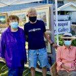 Final Artwork Tent Sale at Pemaquid Point
