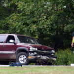 No Injuries in Bremen Pickup Crash
