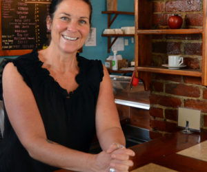Crissy's Breakfast and Coffee Bar owner Heidi Smith will close the Damariscotta restaurant Sunday, Sept. 6. (Maia Zewert photo)