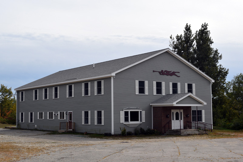 Dresden's Freedom Center will no longer provide transitional housing. Instead, the church that now owns the property will use it to facilitate retreats and other events. (Hailey Bryant photo)