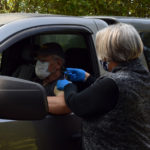 Lifespan Family Healthcare Hosts Drive-Thru Flu Clinic