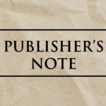 Publishers' Note