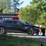 Waldoboro Crash Injures One