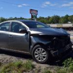 Three Injured in Wiscasset Crash