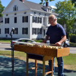 Picnic on the Common Concludes 150 Days of Bell-Ringing in Wiscasset