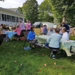 Garden Club Holds Annual Meeting
