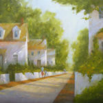 Pemaquid Art Gallery Showcases Pastel and Oil Painters