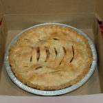Historical Society Hosts Apple Pie Sale