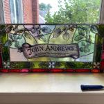 Church Restoration Features John Andrews Memorial Window