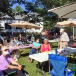 Westport Island Dems Celebrate Labor Day