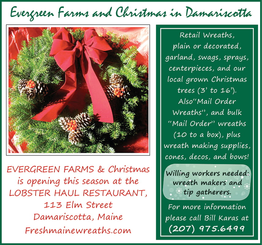 Damariscotta Christmas Events 2020 38r EVER 072794 1   The Lincoln County News