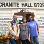 Granite Hall Mask Sales Benefit Caring for Kids
