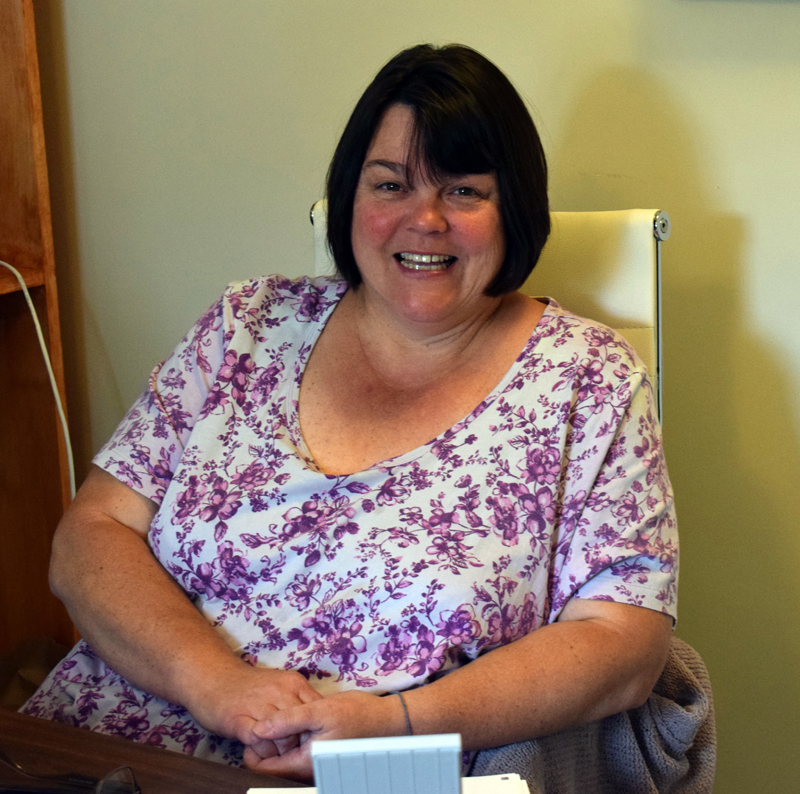 Dorothe Bailey owns Dorothe Bailey Accounting Services LLC, at 18 Belvedere Road in Damariscotta. (Evan Houk photo)